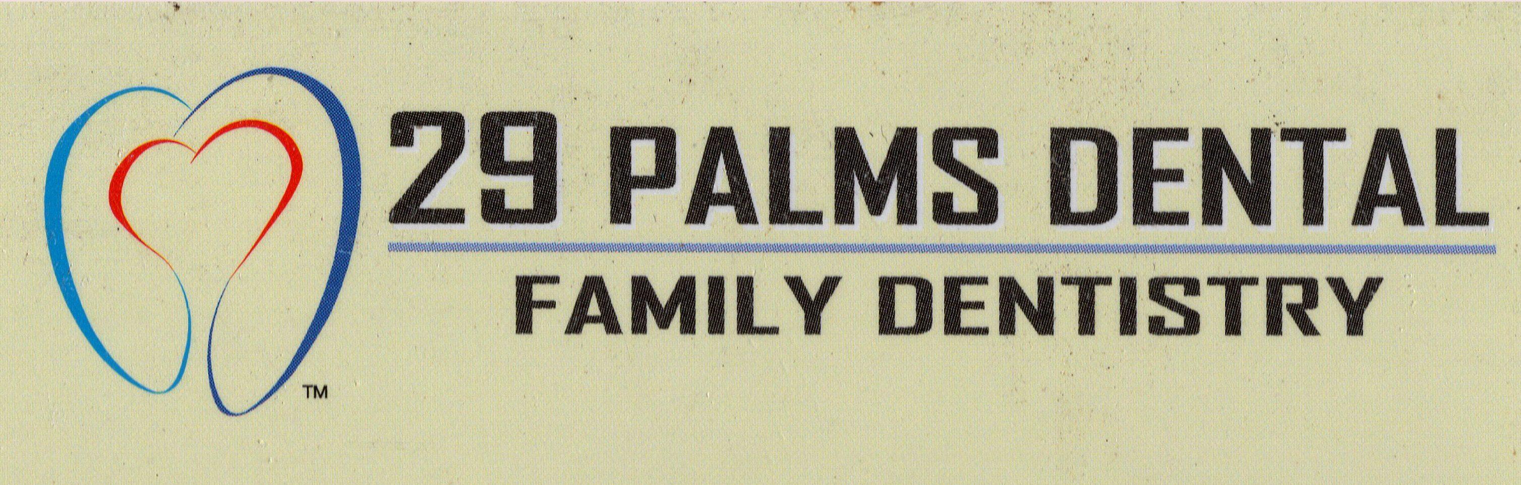 29 Palms Dental